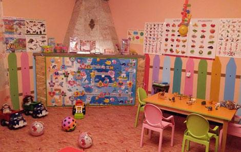 საბავშვო ბაგა-ბაღი ''NEVERLAND''