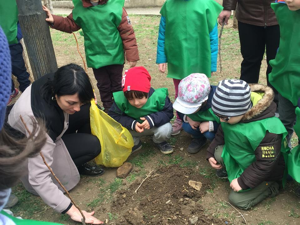საბავშვო ბაღი ''ნაბიჯ ნაბიჯ''