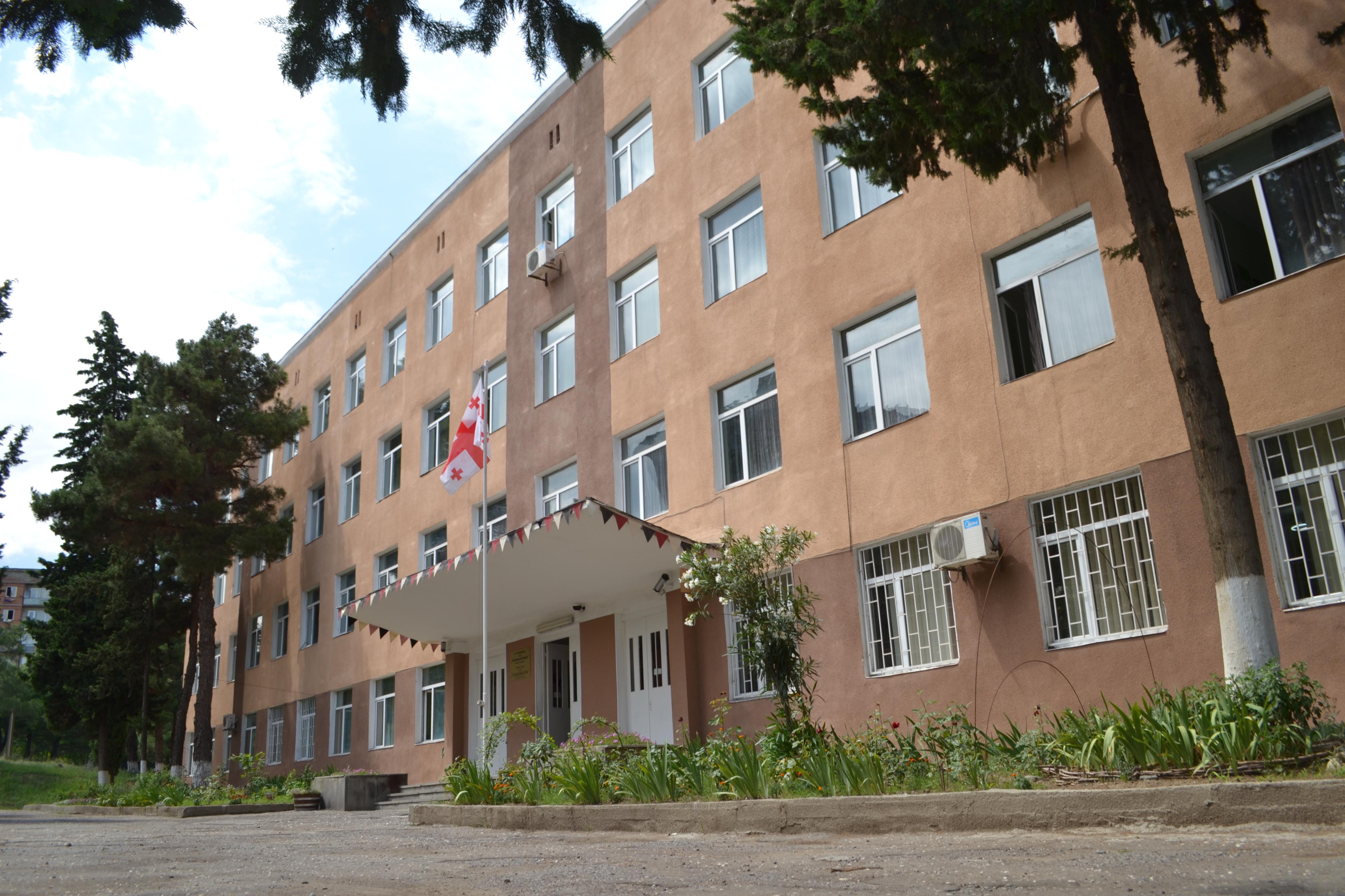 სკოლა თამარიონი